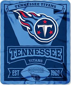 NFL 50x60 Fleece Blankets -- Click on the image for additional details.