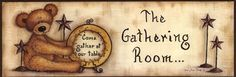 mary ann june pictures   Mary Ann June - The Gathering Room - art prints and posters