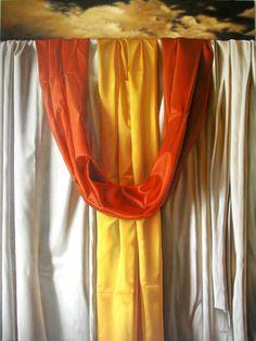 Mysticus (190x160) Painting by Omar Ortiz