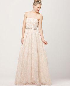Adrianna Papell Dress, Strapless Beaded Ball Gown - Womens Dresses - Macy's#fn=DRESS_OCCASION%3DEvening/Formal%26sp%3D5%26spc%3D210%26ruleId%3D65%26slotId%3D177