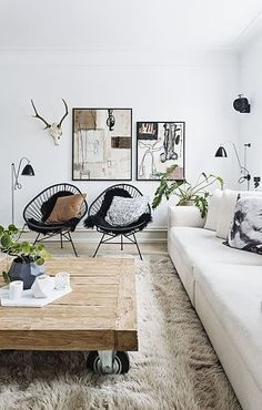 Minimalist living room is agreed important for your home. Because in the living room every the endeavors will starts in your beautiful home. locatethe elegance and crisp straight How To Create A Minimalist Living Room. consider more upon our site. Home Living Room, Living Room Designs, Living Spaces, Apartment Living, Rustic Apartment, Cozy Apartment, Apartment Ideas, Minimal Apartment, Living Room Decor Trends 2019