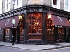The Pigs Ear, Chelsea, London