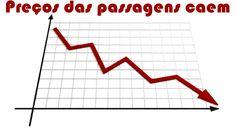 Passagem aérea fica mais barata neste primeiro trimestre #passagensbaratas #voos #passagens