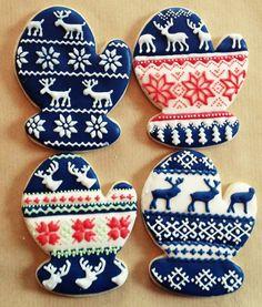 20 совершенных рождественских печений | Вкусный год с Анной Людковской