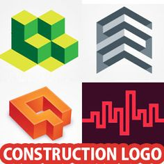Construction Logos : In this post we have added 40 Creative and Beautiful Construction logo design examples for your inspiration. Our Favorite logo designs are Hendrickson construction, Lego industria