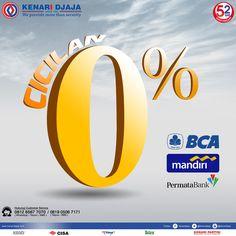Belanja Di KENARI DJAJA Kini Semakin Mudah ... Dengan Fasilitas Cicilan 0% Dari Bank BCA, Mandiri Dan Permata ....  Informasi Hub. : Ibu Tika 0812 8567 7070 ( WA / Telpon / SMS ) 0819 0506 7171 ( Telpon / SMS )  Email : digitalmarketing@kenaridjaja.co.id  [ K E N A R I D J A J A ] PELOPOR PERLENGKAPAN PINTU DAN JENDELA SEJAK TAHUN 1965  SHOWROOM :  JAKARTA & TANGERANG 1 Graha Mas Kebun Jeruk Blok C5-6 Telp : (021) 536 3506, Fax : (021) 530 0592  2 Jl. Pinangsia Raya 16 B-C Telp : (021) 690…