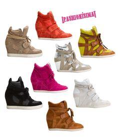 las zapatillas de Isabel Marant