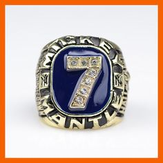 Now available in our store  Replica Newest De... Check it out here! http://championshipringsandmore.com/products/replica-newest-design-1956-mickey-mantle-baseball-mvp-hof-championship-replica-rings?utm_campaign=social_autopilot&utm_source=pin&utm_medium=pin