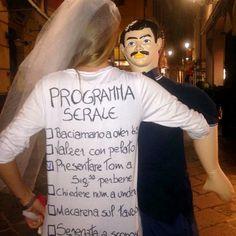Scherzi addio nubilato Gruseliger Clown, Team Bride, Perfect Party, Save The Date, Bridal Shower, Lose Weight, T Shirts For Women, Wedding, Party