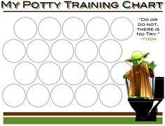 potty training chart pdf