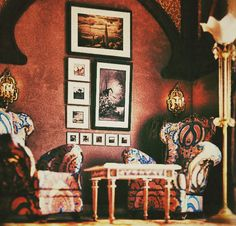 Interior Design for a Private villa - Saudi Arabia -