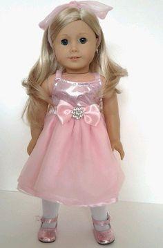Prom Dress for American Girl Dolls by DollsHobbiesNmore, http://www.amazon.com/dp/B0073775EM/ref=cm_sw_r_pi_dp_HmWHsb08C33H0