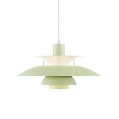 PH 50 Pendel, 23W/200W, Wasabi Green, Louis Poulsen