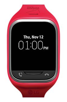 LG GizmoGadget™ by in Red