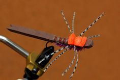 """See how to tie Damselflies and other Flies for Fly fishing on the section """"Fly tying"""" of Flydreamers.com #Flytying #Dryflies #Flyfishing"""