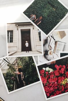 Print your camera roll with a Square Print Set from @artifactuprsng. | Image by @monicaburgessphoto