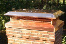 Custom Copper Chimney Caps Chimney Cap Decorative Boxes