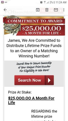Win For Life, Daddy Quotes, Publisher Clearing House, Gold Money, Online Sweepstakes, Winning Numbers, Become A Millionaire, Iowa, How To Become