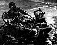 Hyme (norrønt: Hymir) er en jotun som opptrer i norrøn mytologi. Han er gift med gygeren (jotunkvinnen) Hrod (Hroðr) og far til Ty. Han eide en gryte som var en kilometer bred og som æsene ville ha tak i for å brygge øl i