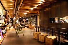 timberland flagship store photos - Google Search