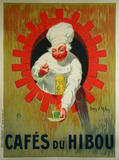 Cafés du Hibou. www.galerie-graglia-others.com