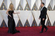 Si crees que Kate se emocionó con Leo, recuerda cómo Leo se ha emocionado con Kate