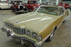 1976 Ford Thunderbird Luxury Decor Package