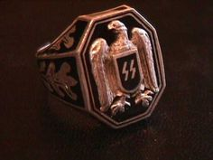 Waffen SS Rings