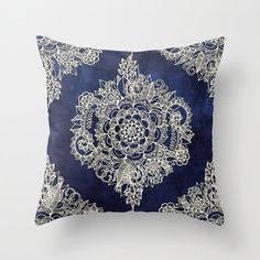 Boho Pillow Casing - Mandala Bedding - Bohemian  Bedding - Duvet Bedding by Besoins on Etsy https://www.etsy.com/listing/241984139/boho-pillow-casing-mandala-bedding