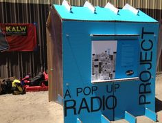 Pop Up Radio Project