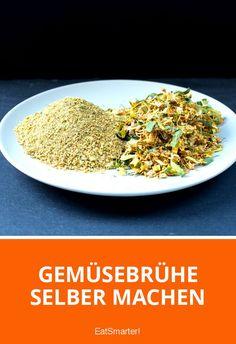 Gemüsebrühe selber machen | eatsmarter.de