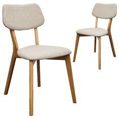 Island Sand Jelly Bean Chair (Set of