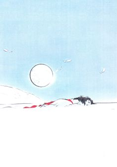 The Tale of Princess Kaguya, well known in China, see the film, it's really cool