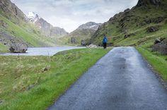 Blog-Artikel über eine Lofoten-Tour - Hoch oben im ruhigen, rauen Norden. Visit Norway DE – Google+