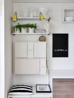 Ordning och reda   Nina Henricson   inspiration från IKEA