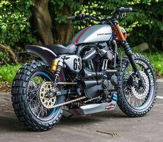 Harley Davidson | Café racer