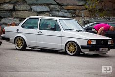 VW MK 1 | VW Jetta mk1 | Flickr - Photo Sharing!