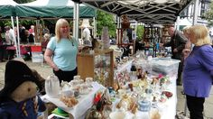 Antiques Atlas - The New Nantwich Antiques Market