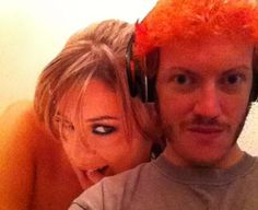 Photo taken from Adult Friend Finder of alleged Aurora, Colo., movie theater shooter James Holmes.