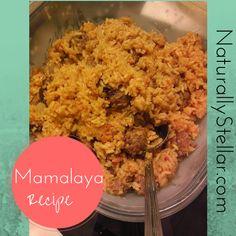 Naturally Stellar | Mamalaya Recipe | SheSpeaks Blogs