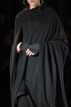 Yohji YamamotoFall 2015 RTW.