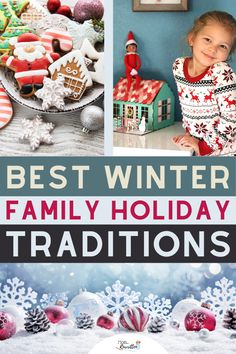 Create winter holiday traditions with your family using these positive parenting tips! Tons of budget-friendly and free seasonal activities to include in your holidays year after year. These are the top winter family holiday traditions to create with your children - the memories they'll remember making together every year! #Traditions #Holidays #Christmas #NewYearsEve #FamilyActivities #PositiveParenting Christmas | New Years Eve Winter Holidays, Christmas Holidays, Christmas Decorations, Traditions To Start, Christmas Traditions, Very Merry Christmas, Christmas Morning, Family Christmas, Christmas And New Year