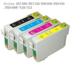 12 ink 71 T0715 ink cartridge For EPSON Stylus DX7400/DX7450/DX8400/DX8450/DX9400F/S20/S21B40W/BX300F/BX300FW/BX310FN printers