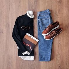 Stylish Mens Clothes That Any Guy Would Love - Dress codes - Streetwear, Casual Outfits, Men Casual, Stylish Boys, Stylish Clothes, Best Mens Fashion, Style Fashion, Fashion Wear, Herren Outfit