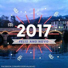 """Desejamos a todos que """"gostam"""" de Arcos de uma excelente passagem de ano e um feliz ano novo. Que 2017 seja o realizar dos vossos sonhos e anseios. Tenham um bom ano!!!!"""