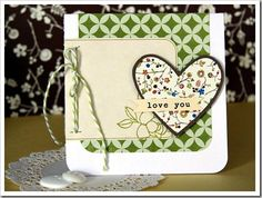 January 2012 Hip Kit card created by Cindy Stevens.  Find out more details for the Hip Kit Club...  www.hip2bsquare.com