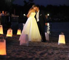 French lace in a greek wedding near the sea Greek Wedding, French Lace, Athens, Floral Wedding, Wedding Decorations, Sea, Wedding Dresses, Fashion, Bride Dresses