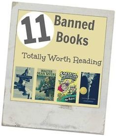 Controversial books are continually put on blast by certain individuals to be removed from classrooms, libraries, and schools. But banning them only makes us want to read them more! Here are 11 frequently...