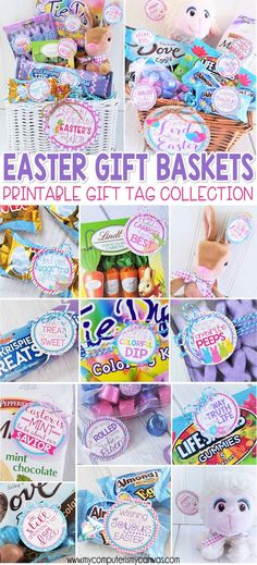 Easter scavenger hunt tons of easter printables easter gift ideas easter basket stuffers care package ideas negle Choice Image