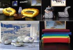 friendly sofa designs are presented by Lubo Majer from Slovak design company DIZAJNO